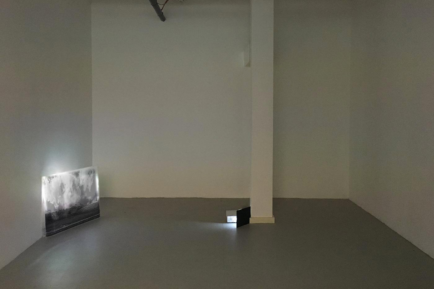 Installation view, Five Years gallery - London